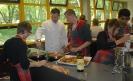 Frank Rosin kocht mit Klasse 10