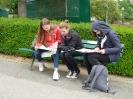 Schüleraustausch in Malakoff 2015